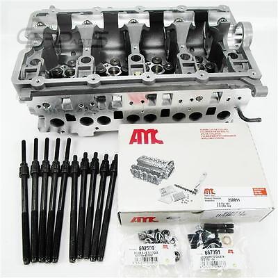 AMC Zylinderkopf vormontiert VW 2,0 l TDI 16V AZV BMN BKD NEUTEIL 2.0