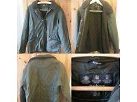 Barbour Ladies Polarquilt Jacket Size 14