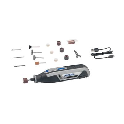 15 Pièce Set Accessoire Dremel Micro 8050-15 sans fil multi outil 7.2 V