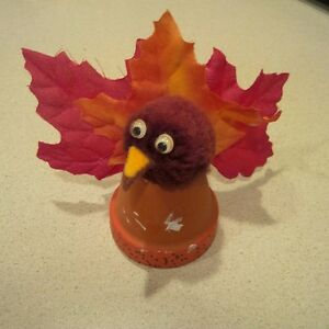 Thanksgiving/Haloween Crafts for Kids