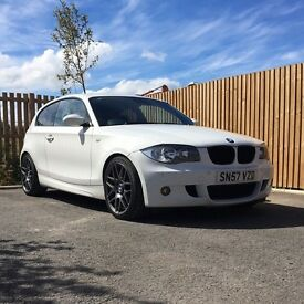 Bmw 1 Series 118D M Sport Immaculate/Top Spec