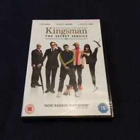 New 2015 ( Kingsman )