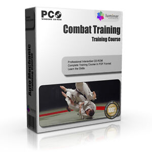 Combat-Hand-to-Hand-Fighting-Self-Defense-Training-Course-Guide-Manual-CD
