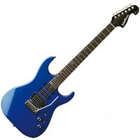 Blue Washburn x-series guitar