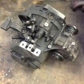 Audi, VW, 1.9tdi Gearbox GQQ