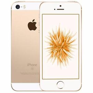 iPhone SE 16GB Gold Bell / Virgin 9/10 condition /w Otterbox, accessories and WARRANTY (July 24, 2017) $220 FIRM