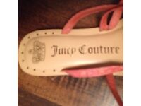JUICY COUTURE LADYS SANDALS