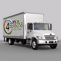 4 Seasons Moving ..The Professional Movers.