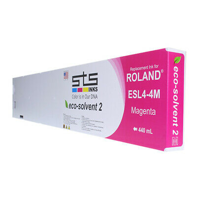 Roland Eco-sol Max 2 220ml Ink Magenta