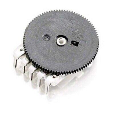 New Radioshack 10k-ohm Wheel Potentiometer 271-0001 Pack Of 2