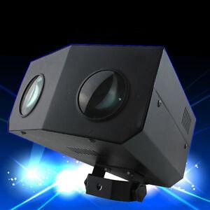 Doppelter LED Disco Licht Effekt Moonflower für DJ Party Disko Club