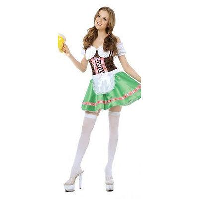 Costume Female Beer Girl Party Fancy Dress costume - Ebay Uk Fancy Dress Kostüme