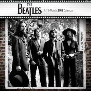 The Beatles 2016 Wall Calendar