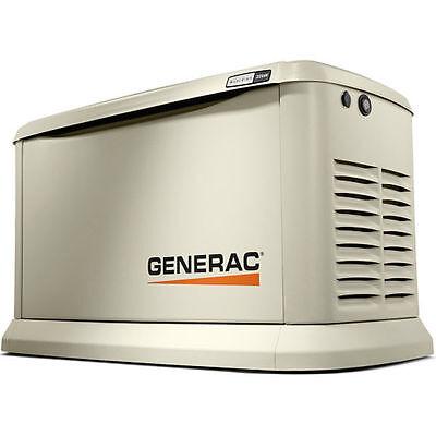 Generac Protector&calling; 22kW Aluminum Home Standby Generator
