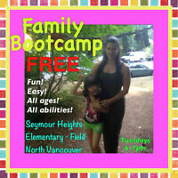 FREE Family Bootcamp