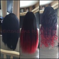 """20""""-$300 JANUARY HOT FUSION HAIR EXTENSION PROMOMOTION"""
