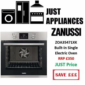 Brand New Integrated Ovens with Warranty