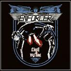 LP nieuw - Enforcer  - Live By Fire