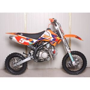 MINI MOTO DEPOT MOTOCROSS PIT BIKE ORION 110CC 125cc