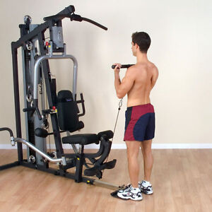 BodySolid G5S, all-in-one work out unit. Cambridge Kitchener Area image 6
