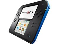 Nintendo 2DS with Pokemon Sun + Mario Kart 7 + Tomodachi Life Welcome Edition