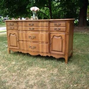 High quality antique French country sideboard or buffet