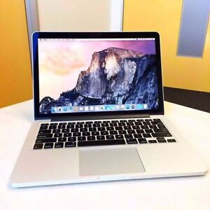A++ condition MacBook Pro 13 inch retina 2012 model 128G Calamvale Brisbane South West Preview