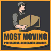Most Moving. Hamilton's Most Trusted Local Movers 1-800-933-9271