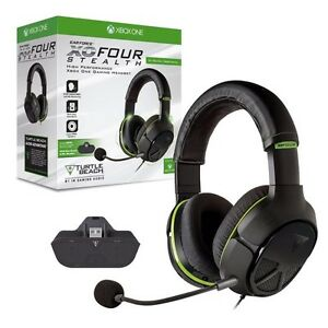 Turtle Beach XO Four Stealth Headset For Sale
