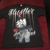 Brand New Authentic HUSTLER T-shirts