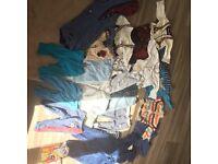 6-9m baby boy clothes bundle £12