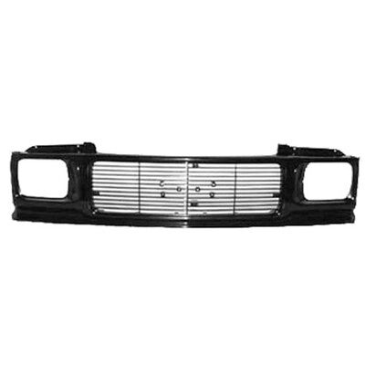 91-94 Sonoma Pickup Truck Front Grill Grille Assembly Black GM1200230 15661740