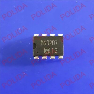 5pcs Clock Generatordriver Ic Panasonic Dip-8 Mn3207