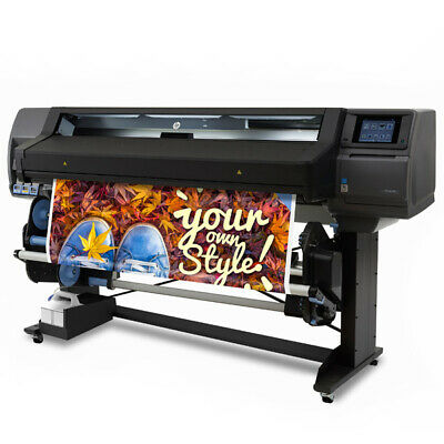 Hp Latex 560 64 Wide Format Printer With Hp Cutter Bundle Deal