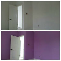PROFESSIONAL and AFFORDABLE painting services