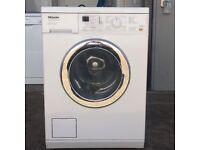 Miele prestige plus 6KG washing machine 1300 spin lotus white quality German