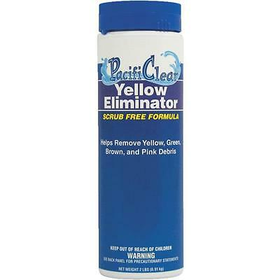 (PacifiClear 24 Lb. Yellow and Cloudy Water Eliminator Granule Pool Spa Hot Tub)
