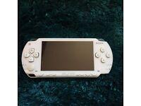 Sony White PSP