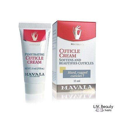 Mavala Cuticle Cream for Soft Supple Cuticles  15ml NEW!!