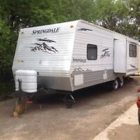 26 foot springdale in showroom condition