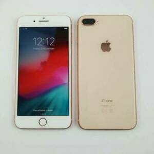 Apple iPhone 8 Plus 256GB Gold/Space Grey -(F)