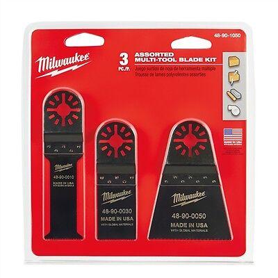 Milwaukee 48-90-1050 Assorted Multi-Tool Blade Kit