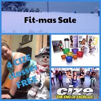 21 Day Fix or CIZE (free gift)