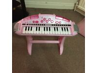 Piano For Baby Girl