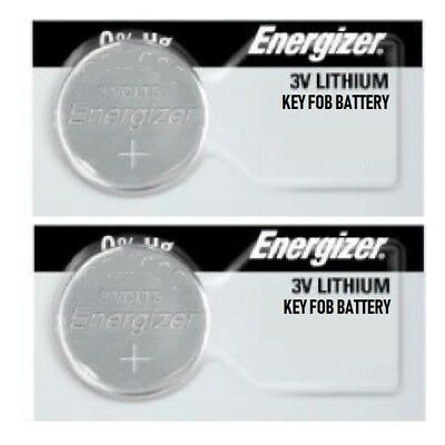 Energizer Battery for Nissan Key FOB Battery Remote Keyless Entry CR2025 2-Pack
