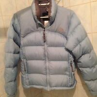 North Face Goose Down Ladies Small New Fredericton New Brunswick Preview