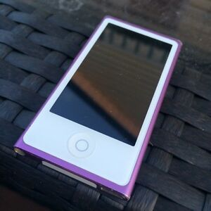 Ipod Nano 7th Generation Good Condition