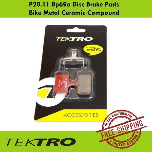 Tektro Auriga A10.11 Disc Brake Pads P20.11 E10.11 Orion Aquila Gemini Draco Pro