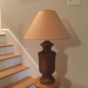 Lampe de table , 3 intensités