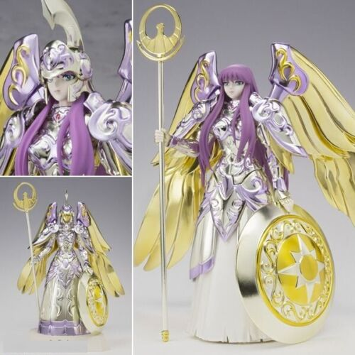 Saint Seiya Myth Cloth Goddess Athena Kido Saori action figure Bandai